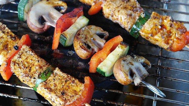 Il barbecue in muratura perfetto